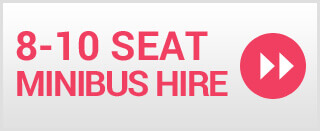 8-10 Seater Minibus Hire Coventry