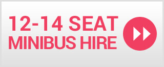12 14 Seater Minibus Hire Coventry